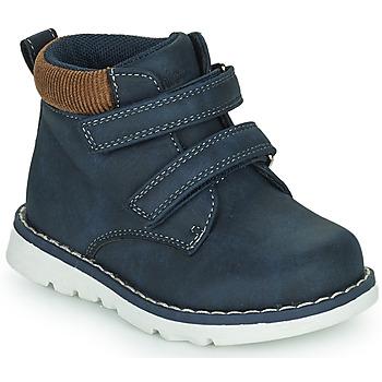 Topánky Chlapci Členkové tenisky Chicco FLOK Modrá