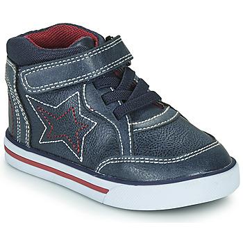 Topánky Chlapci Členkové tenisky Chicco FLORINDO Modrá