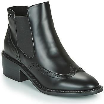 Topánky Ženy Čižmičky Chattawak MODESTO Čierna