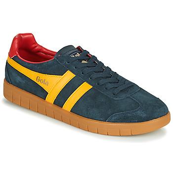 Topánky Muži Nízke tenisky Gola HURRICANE Námornícka modrá / Žltá