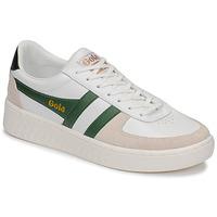 Topánky Muži Nízke tenisky Gola GRANDSLAM CLASSIC Biela / Zelená