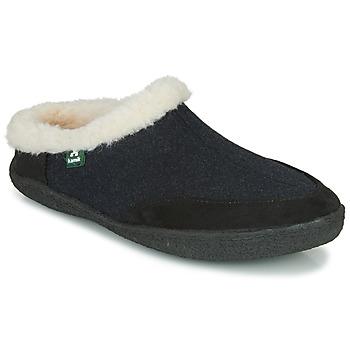 Topánky Muži Papuče KAMIK CABIN Čierna