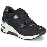Topánky Ženy Nízke tenisky Tom Tailor 92610-BLEU Modrá