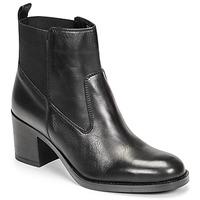 Topánky Ženy Čižmičky Clarks MASCARPONE LO Čierna