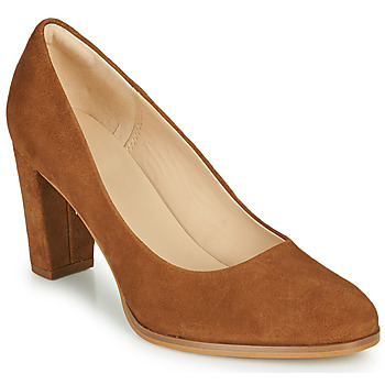Topánky Ženy Lodičky Clarks KAYLIN CARA 2 Ťavia hnedá