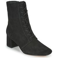 Topánky Ženy Čižmičky Clarks SHEER55 LACE Čierna