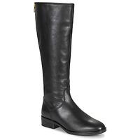 Topánky Ženy Čižmy do mesta Clarks PURE RIDE Čierna