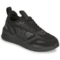 Topánky Muži Nízke tenisky Emporio Armani EA7  Čierna