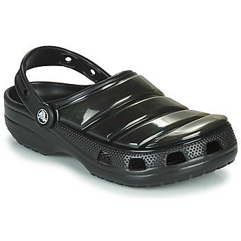 Topánky Nazuvky Crocs CLASSIC NEO PUFF CLOG Čierna
