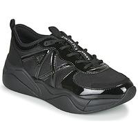 Topánky Ženy Nízke tenisky Armani Exchange XV311-XDX039 Čierna