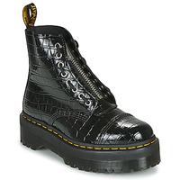 Topánky Ženy Polokozačky Dr Martens Sinclair Čierna / Croco