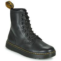 Topánky Polokozačky Dr Martens 1460 TALIB Čierna