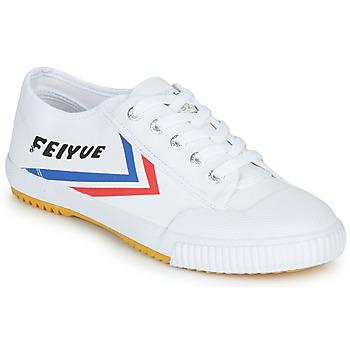 Topánky Nízke tenisky Feiyue FE LO 1920 Biela / Modrá / Červená