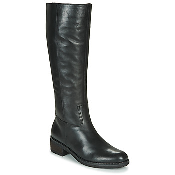 Topánky Ženy Čižmy do mesta Gabor 5161527 Čierna
