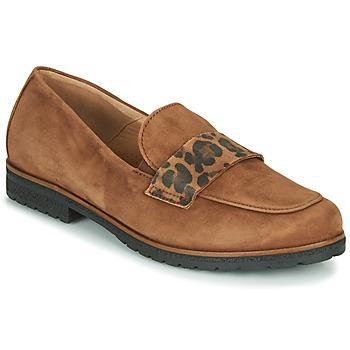 Topánky Ženy Mokasíny Gabor  Ťavia hnedá