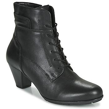 Topánky Ženy Čižmičky Gabor 5564427 Čierna