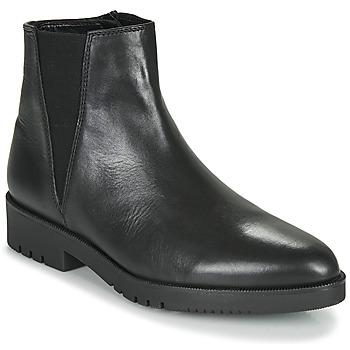Topánky Ženy Čižmičky Gabor 5658157 Čierna