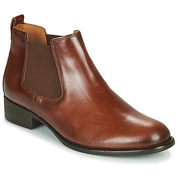 Topánky Ženy Čižmičky Gabor 5164020 Ťavia hnedá
