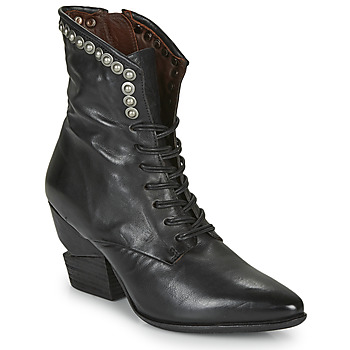 Topánky Ženy Čižmičky Airstep / A.S.98 TINGET LACE Čierna