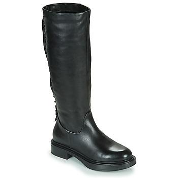 Topánky Ženy Čižmy do mesta Mjus MORGANA HIGH Čierna