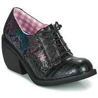 Topánky Ženy Derbie Irregular Choice TIPPLE Čierna