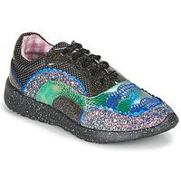 Topánky Ženy Nízke tenisky Irregular Choice JIGSAW Čierna