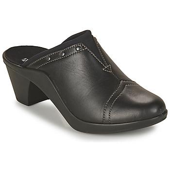 Topánky Ženy Šľapky Romika Westland ST TROPEZ 271 Čierna