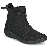 Topánky Ženy Polokozačky Romika Westland MONTPELLIER 01 Čierna
