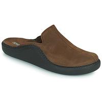 Topánky Muži Papuče Romika Westland MONACO 202 Hnedá