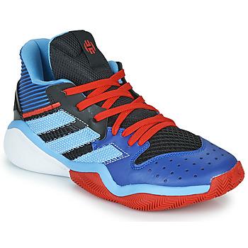 Topánky Basketbalová obuv adidas Performance Harden Stepback Modrá / Čierna