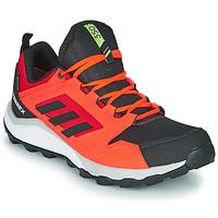 Topánky Muži Bežecká a trailová obuv adidas Performance TERREX AGRAVIC TR G Červená / Čierna