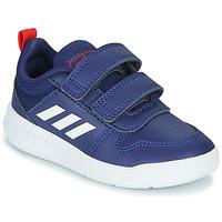 Topánky Deti Nízke tenisky adidas Performance TENSAUR I Modrá / Biela