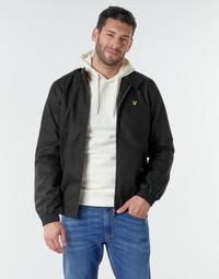 Oblečenie Muži Bundy  Lyle & Scott JK462VC Čierna