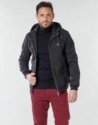 Oblečenie Muži Bundy  Lyle & Scott JK1214V Čierna