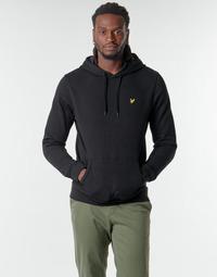Oblečenie Muži Mikiny Lyle & Scott ML416VTR Čierna