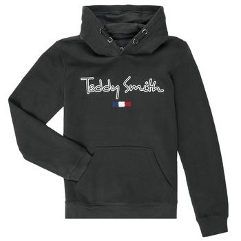 Oblečenie Chlapci Mikiny Teddy Smith SEVEN Námornícka modrá