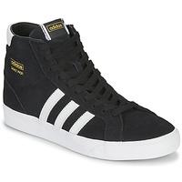 Topánky Členkové tenisky adidas Originals BASKET PROFI Čierna