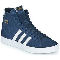 Topánky Členkové tenisky adidas Originals BASKET PROFI Modrá