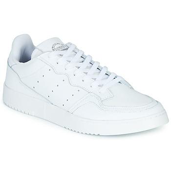 Topánky Nízke tenisky adidas Originals SUPERCOURT Biela