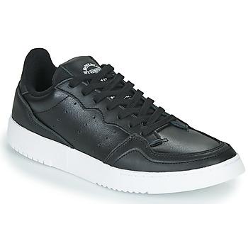 Topánky Nízke tenisky adidas Originals SUPERCOURT Čierna