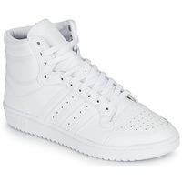 Topánky Členkové tenisky adidas Originals TOP TEN Biela