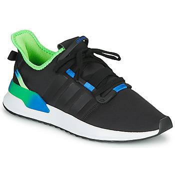 Topánky Muži Nízke tenisky adidas Originals U_PATH RUN Čierna / Zelená