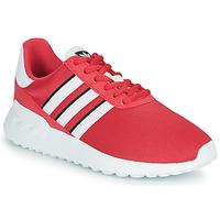 Topánky Dievčatá Nízke tenisky adidas Originals LA TRAINER LITE J Ružová