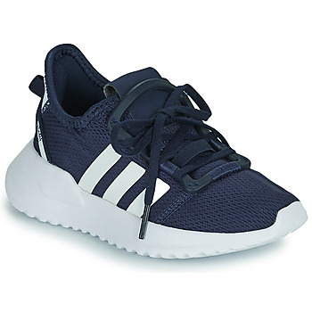 Topánky Chlapci Nízke tenisky adidas Originals U_PATH RUN C Námornícka modrá / Biela