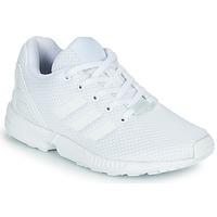 Topánky Deti Nízke tenisky adidas Originals ZX FLUX C Biela