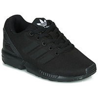 Topánky Deti Nízke tenisky adidas Originals ZX FLUX C Čierna