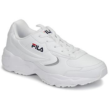 Topánky Muži Nízke tenisky Fila MASTERMIND Biela