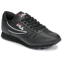Topánky Muži Nízke tenisky Fila ORBIT LOW Čierna