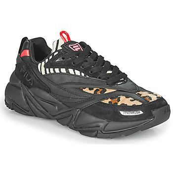 Topánky Ženy Nízke tenisky Fila RUSH F WMN Čierna