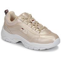 Topánky Ženy Nízke tenisky Fila STRADA F WMN Zlatá